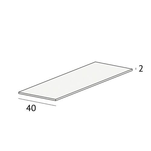 Platstrip 40x2
