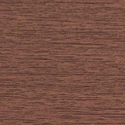 Red mahonie houten jaloezie
